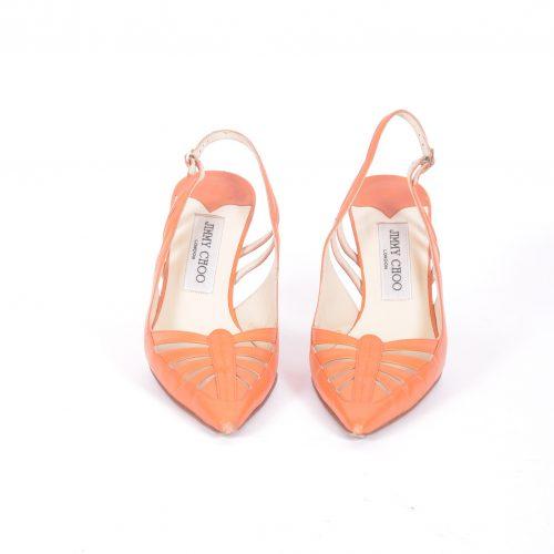 sandálias pontiagudas frente