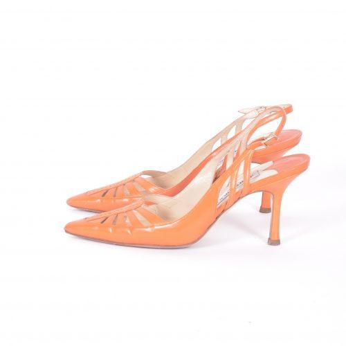 sandálias pontiagudas