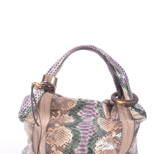 Pyton Hand Bag Multicolor Costas