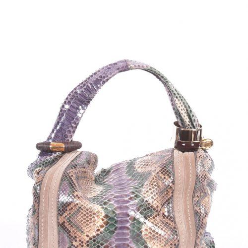 Pyton Hand Bag Multicol Frenteor