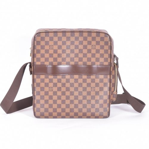 Amazon Damier Ebene Crossbody