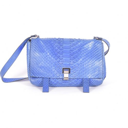 Shoulder Bag Python