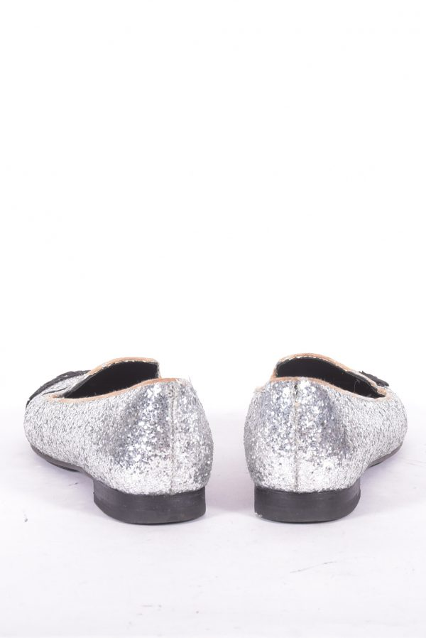 Giltered Flat shoes Costas