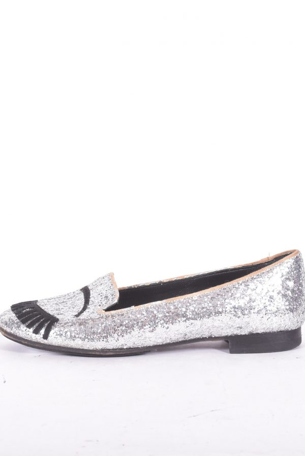 Giltered Flat shoes Lado