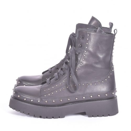 studded combat boots lado