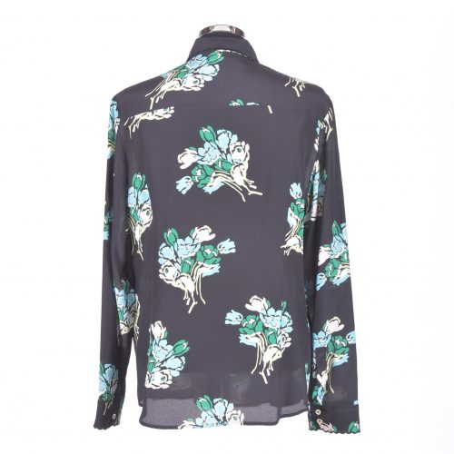 Camisa Flores Costas