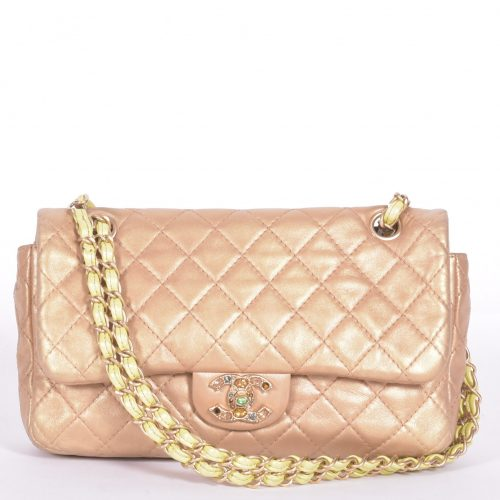 Precious Jewel Single Flap Bag