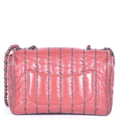 Quilted Medium Single Flap Bag Costas