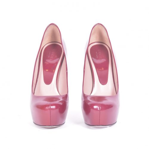 Shoes Pumps Patent Leather frente