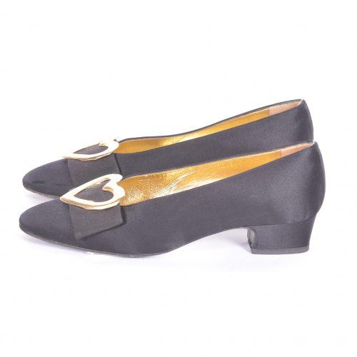 Sapatos Em Tecido