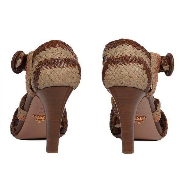 Sandálias costas