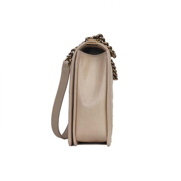 Chanel Boy Bag Xl Lado