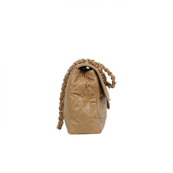 Jumbo Classic Single Flap Bag forro