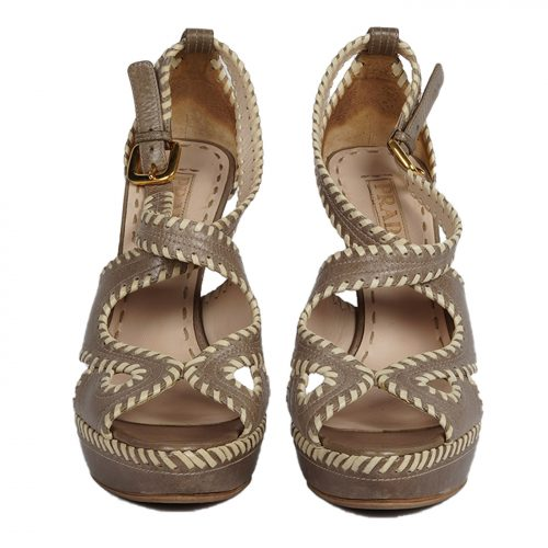 Sandálias Frente