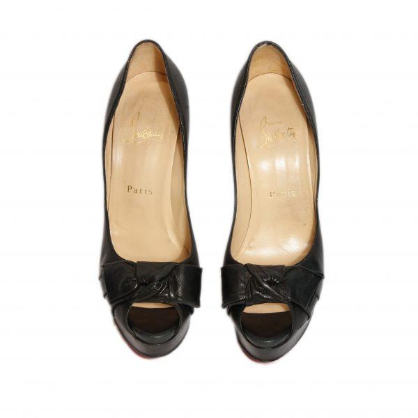 Sapatos Compensados Frente