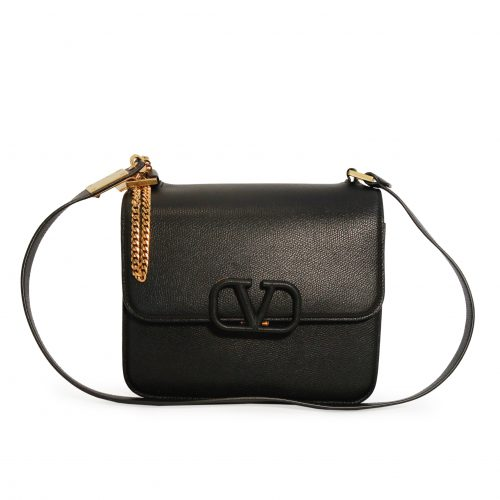 Vsiling Grainy Csleskin Shoulder Bag
